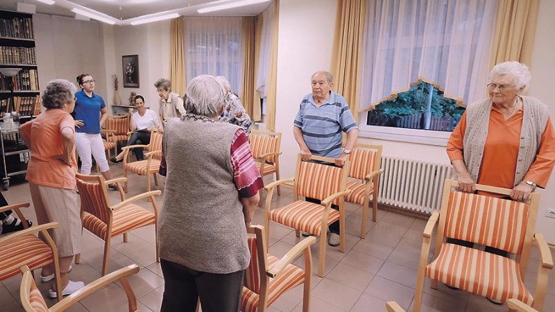 Частный дом престарелых и инвалидов